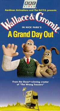 image Wallace & Gromit: A Grand Day Out