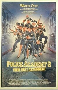 Bild Police Academy 2: Their First Assignment