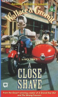 image Wallace & Gromit in A Close Shave