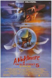 Bild A Nightmare on Elmstreet 5: The Dream Child