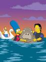 Los Simpson > La hoguera de los manatíes