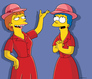 Die Simpsons > Marge und der Frauen-Club
