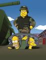 Die Simpsons > G.I. Homer