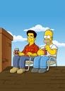 Die Simpsons > Der eingebildete Dachdecker