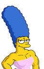 Die Simpsons > Die starken Arme der Marge
