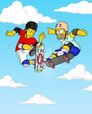 The Simpsons > Barting Over