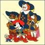 D'Artagnan und die drei MuskeTiere