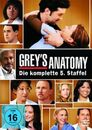 Grey's Anatomy > Season 5