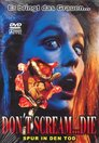 Don't scream...die! - Spur in den Tod