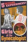 Mädchen beim Frauenarzt