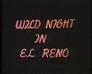 Wild Night in El Reno