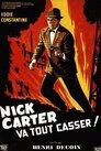Nick Carter schlägt alles zusammen