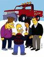 Die Simpsons > Einmal als Schneekönig